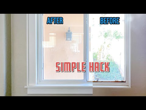EASY Trick - How to Add Trim To Windows With Rounded Corners