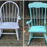 Rocking Chair Makeover – A story of 2 rocking chairs