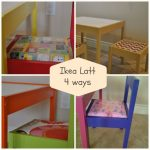 Ikea Latt makeover 4 ways