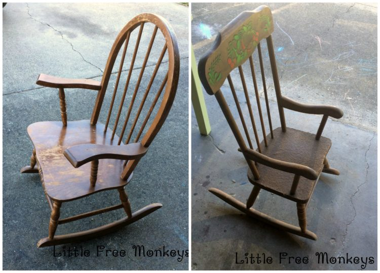 rocking chairs before