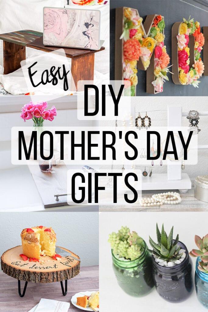 Last Minute Easy Diy Gift Ideas For Mom