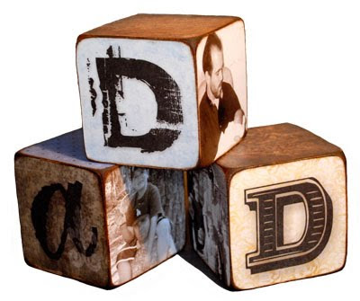 Make a special gift for dad with these easy DIY photo cubes