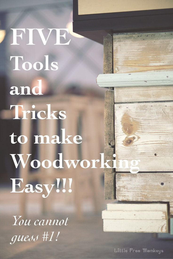 Some of my favorite woodworking tools and tricks. They make my life so much easier while building!