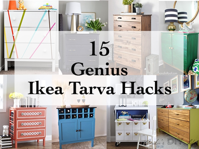 diy modern ikea tarva hack. 15 Amazing And Genius DIY Ikea Tarva Dresser Hacks To Inspire You Diy Modern Ikea Tarva Hack