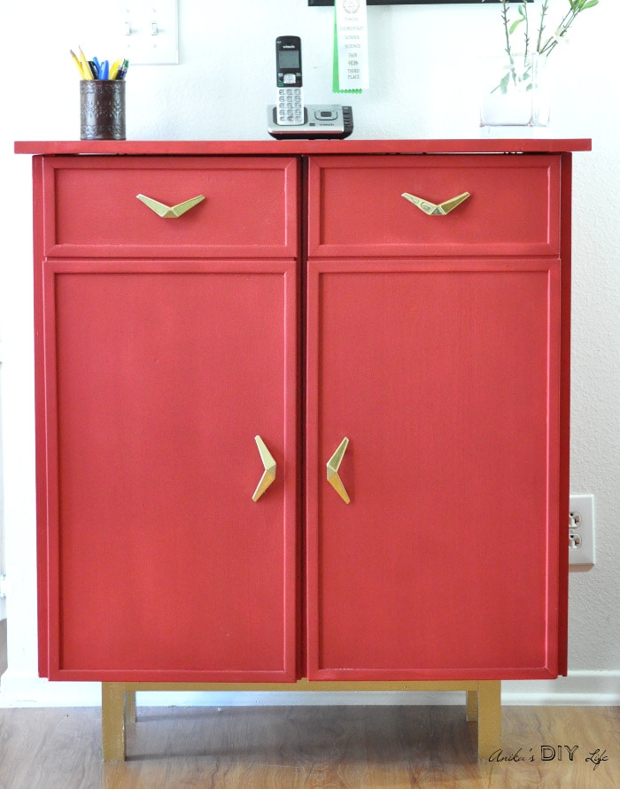 A Full Tutorial To Make Sideboard From Using The Ikea Ivar Cabinet Including How Paint