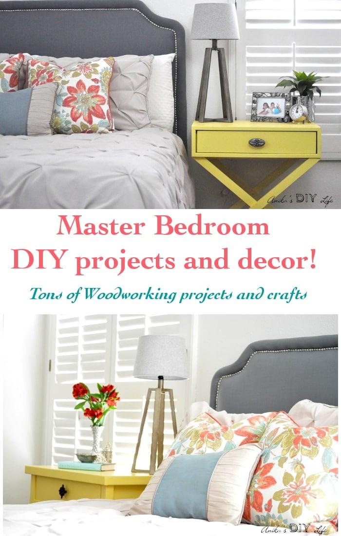 Diy Master Bedroom Decor diy master bedroom decor decor - anika's diy life