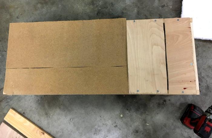 Making an easy DIY scrap wood organizer using scrap wood