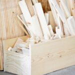 Easy DIY Scrap Wood Organization