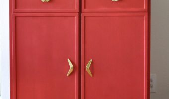 Ikea Ivar Cabinet Makeover