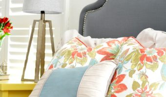 DIY Master Bedroom Decor – progress so far