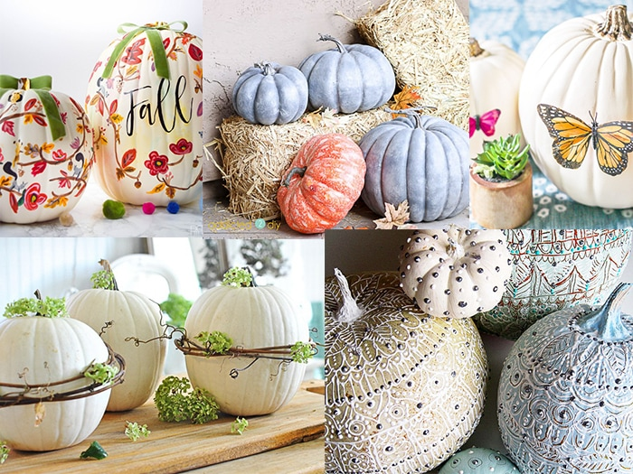 These Cool Pumpkin Decorating Ideas Will Spark Your Creativity Don T Just Carve It