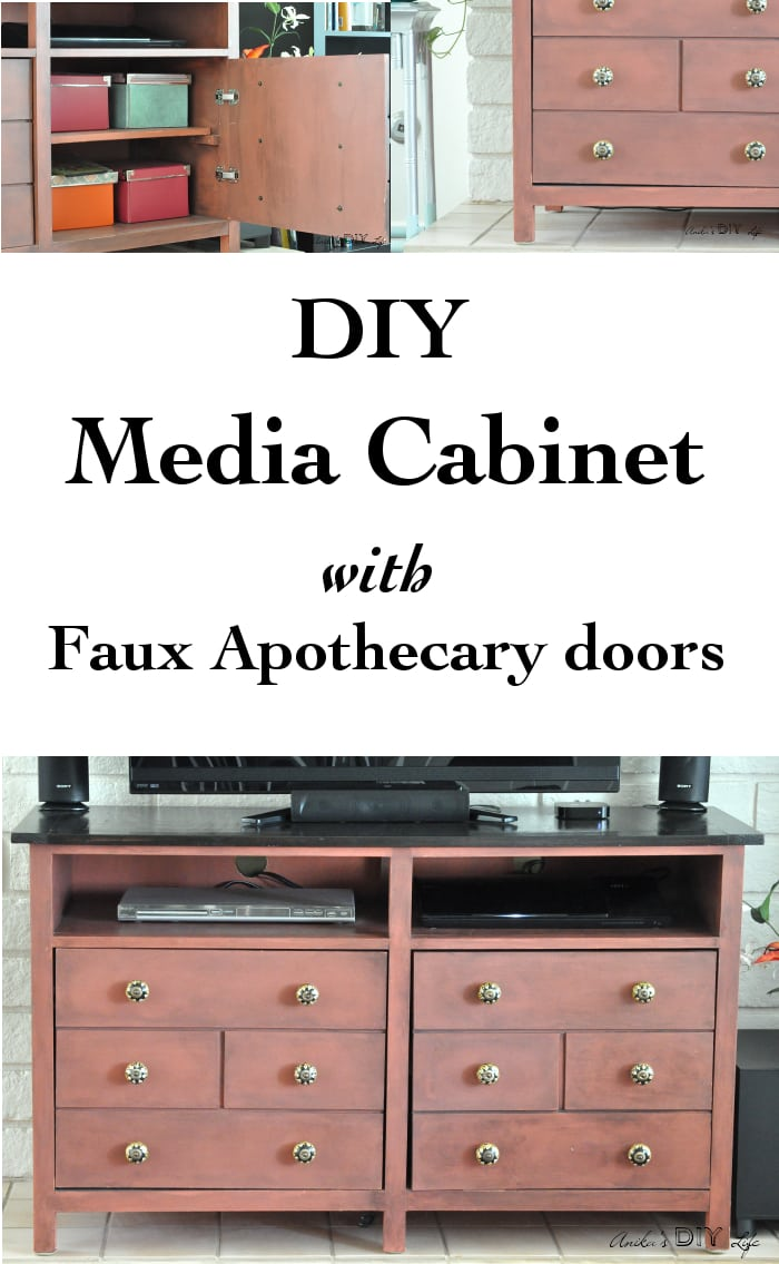 Can You Believe This DIY Apothecary Cabinet Is Built From Scratch! Take A  Look At