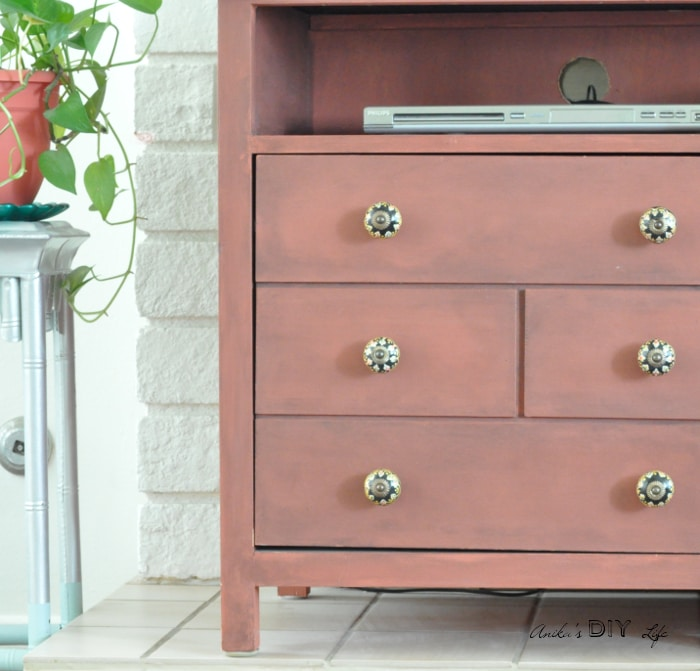 These Are Gorgeous Faux Apothecary Drawers! So Easy To Make! And Check Out  That