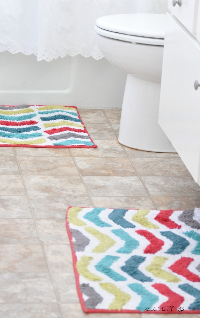 Beau Perfect Bath Rug For Kids Bathroom Makeover