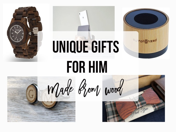 These Unique Gifts For Him Made From Wood Are Perfect Any Occasion Birthday