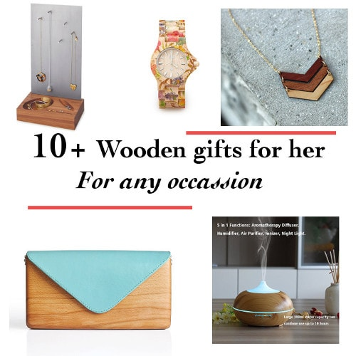 Check out all the other Wood gifts for her - perfect for any occasion - birthday anniversary or even Christmas. Great 5th anniversary gift