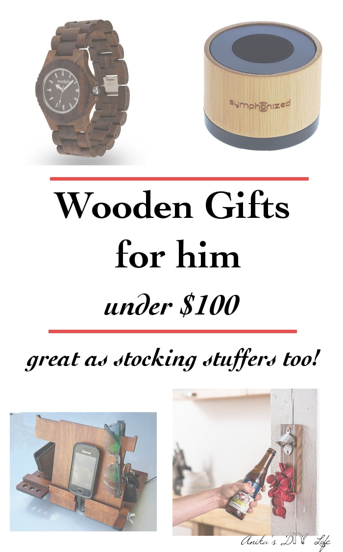 10 Wooden Gifts For Men Under 100 That Are Perfect Any Occasion