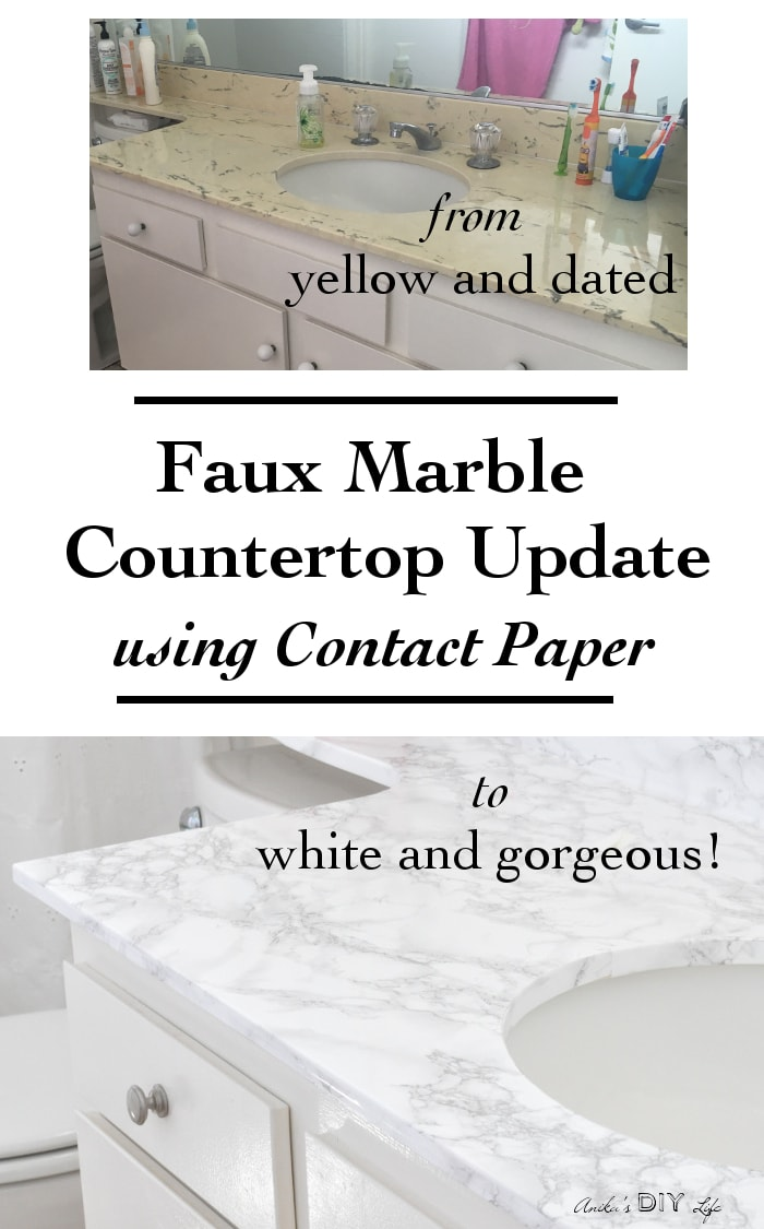 Lovely ... You Will Not Believe How Easy It Is To Update Old Countertops! Just Use  Contact