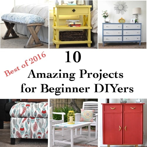 Top DIY Projects of 2016 – Your Favorites!
