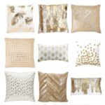 30 Fabulous Gold Pillows for Every Budget!