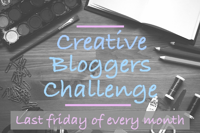 Creative bloggers challenge - Drop cloth projects