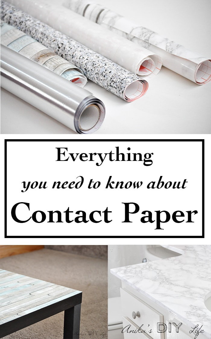 Decorative Contact Paper Everything You Need To Know Anika S Diy