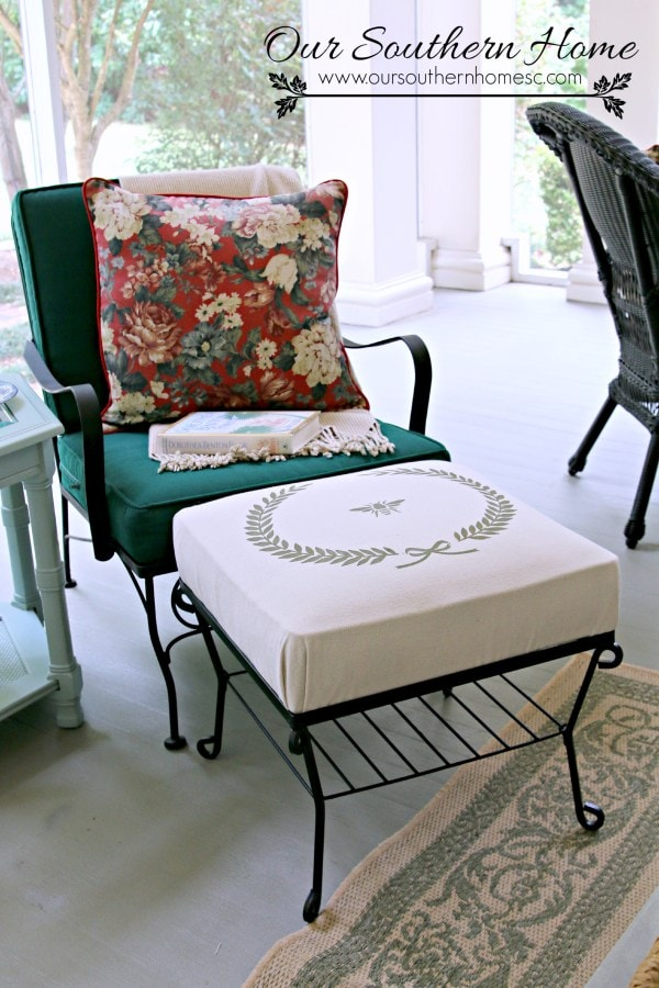 25+ AMAZING drop cloth projects! Lots of great and easy projects for beginners