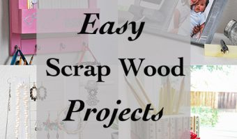 5 Simple Scrap Wood Projects