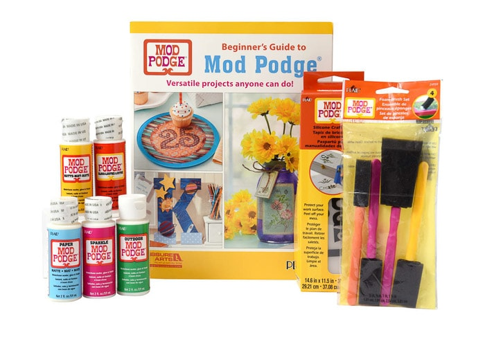 Perfect gift idea for beginner artist and crafter.