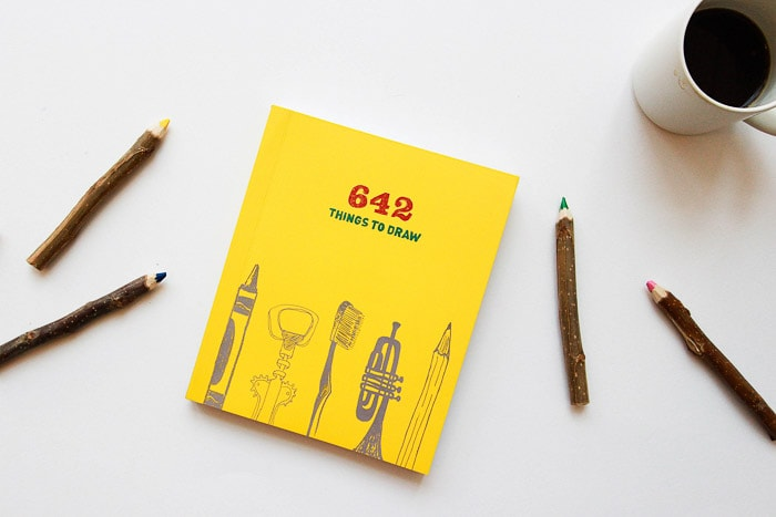 Checllenge the creative minds with this gift idea for creative minds