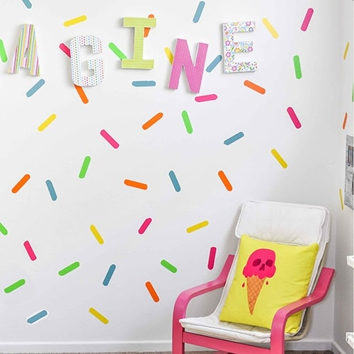 Colorful Playroom decor ideas | ideas for reading nook in kids room