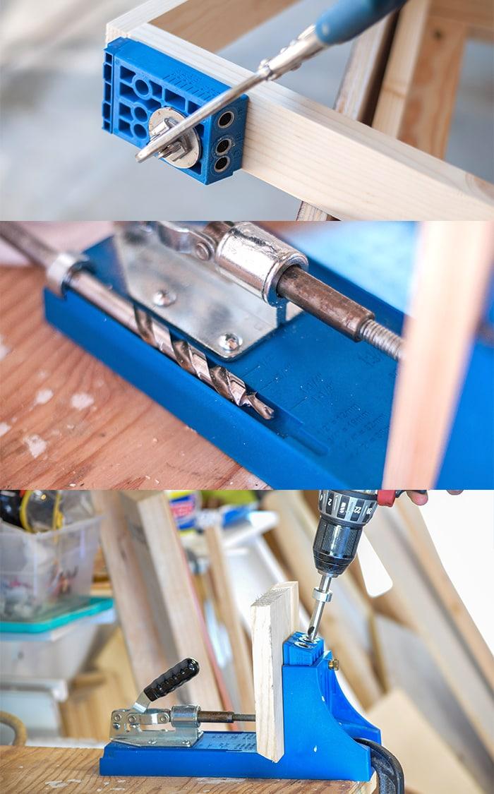 How to use a Kreg Pocket Hole Jig (with video) - Anika's DIY