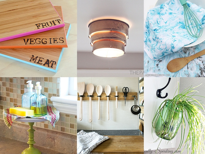 20 Easy And Quick Diy Project Ideas For Your Kitchen Spruce Up You On