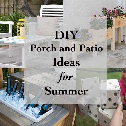 DIY Porch And Patio Decorating Ideas For A Fun Summer   Anikau0027s DIY Life