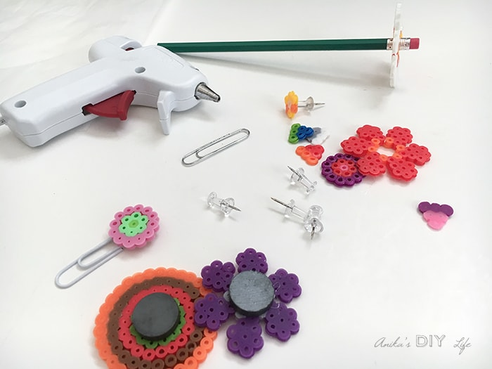 How to make perler beads office supplies