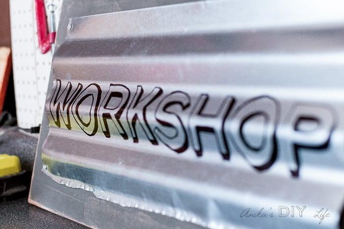 Using Corrugated Metal