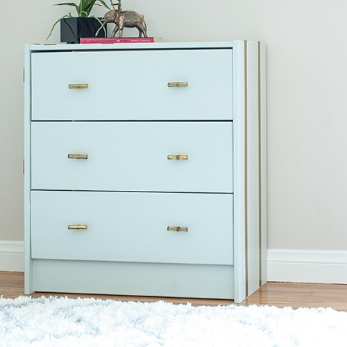 Ikea Rast Makeover : The Easiest Kind!