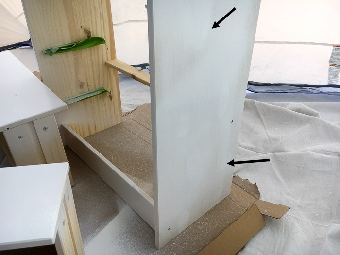 Beau The Best Way To Apply Primer To Unfinished Wood Furniture