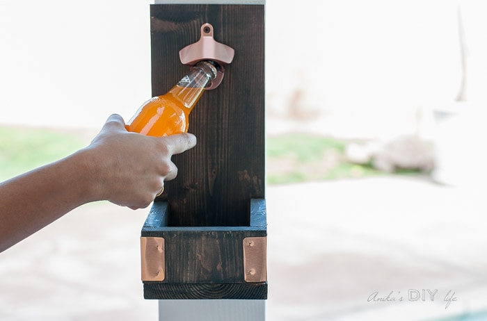 Make your own DIY bottle opener | Perfect gift for Father's day | handmade gift idea for him