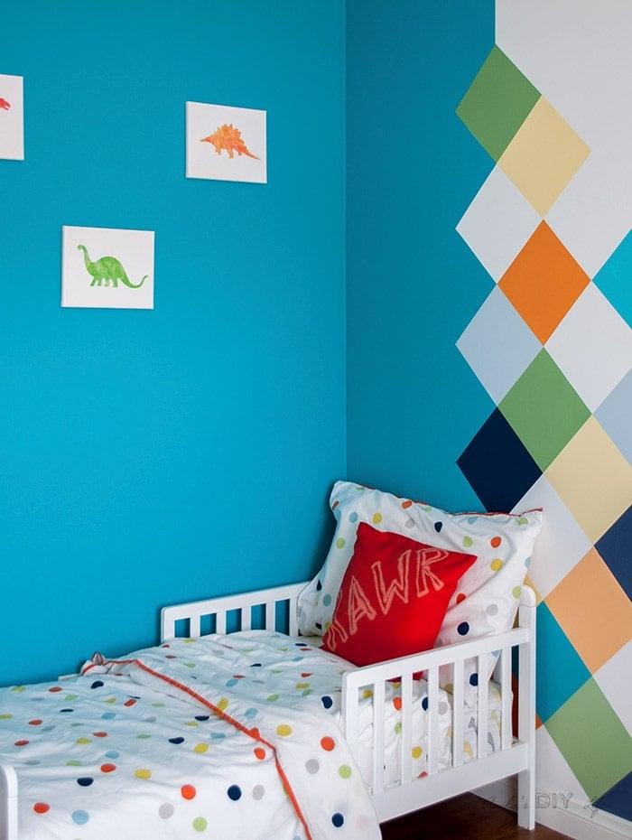 Boy-Girl Shared Bedroom - The Full Reveal - Anika\'s DIY Life