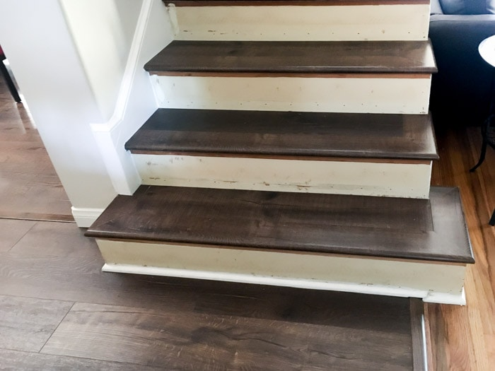 Got Stairs That Look Like This? Stair Riser Makeover Ideas That Will  Inspire You!
