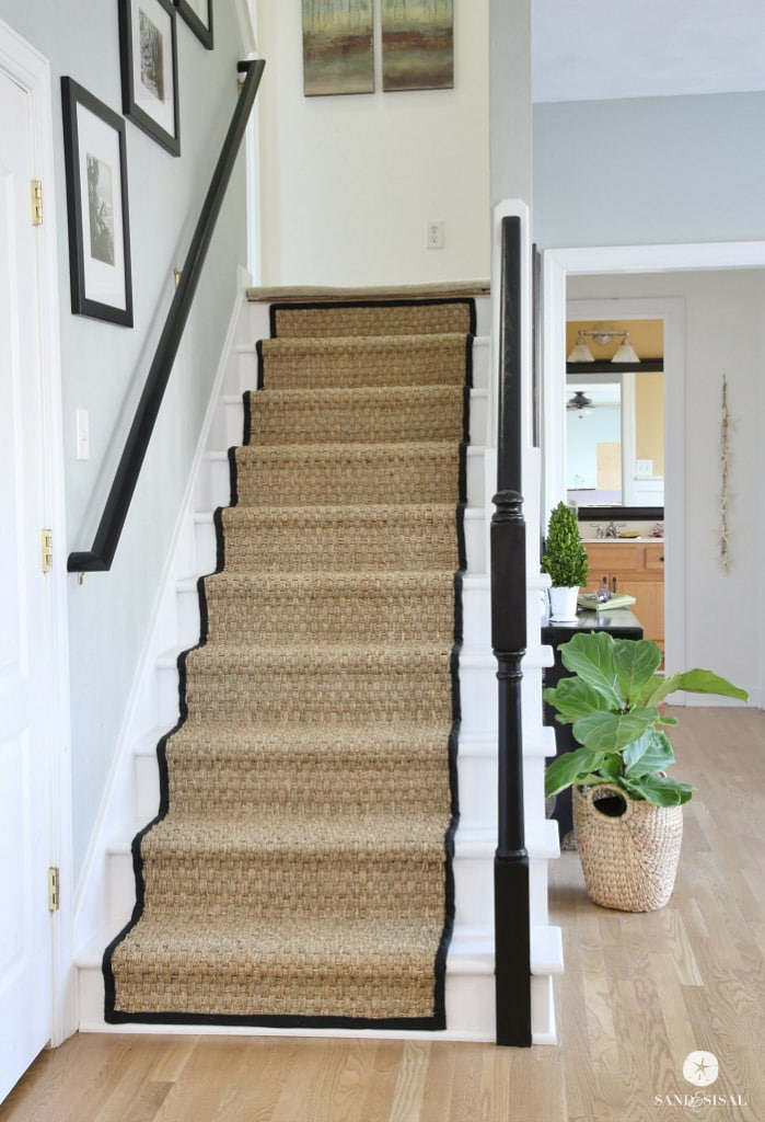 Captivating Staircase Makeover With Runner | Check Out These 10 Staircase Makeover Ideas !