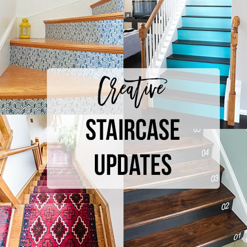 DIY Staircase Makeover Ideas – Inspiration and Plans