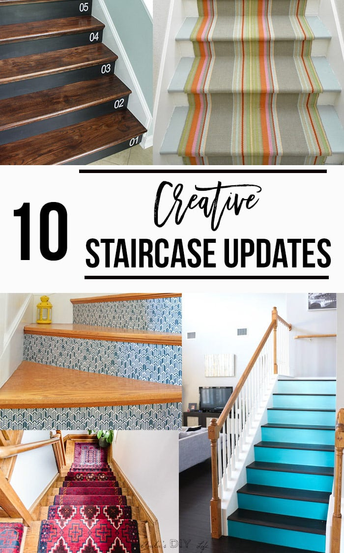 Looking For Staircase Makeover Ideas? This Is The Best Collection Of  Inspiration I Have Found