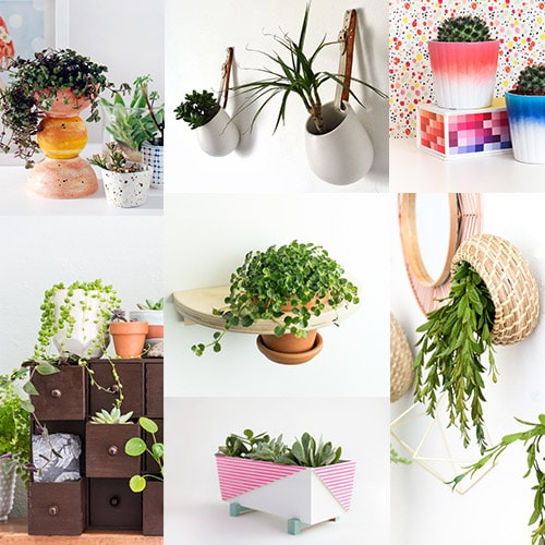 20 Chic Ikea Hacks For Plants