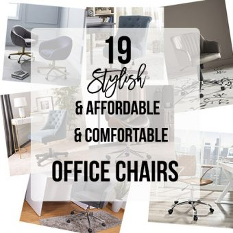office chairs affordable home. Delighful Home 19 Stylish Office Chairs That Are Comfortable And Affordable To Home T