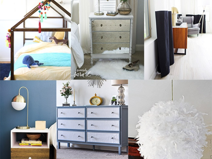 Collage Of Ikea Hacks