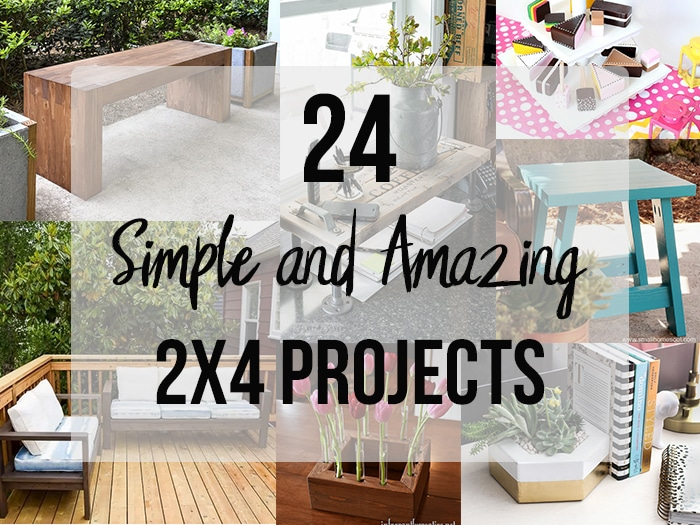 2x4 Wood Projects That Are Simple Inexpensive And Great Looking Amazing Project Ideas For Every Skill Level Beginner Woodworkers A Basic