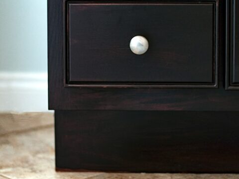 How To Use Gel Stain Update Cabinets Without Sanding Anika S Diy Life