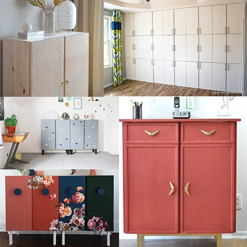 17 Ikea Ivar Hacks – Amazing Ikea Ivar Cabinet Makeover Ideas